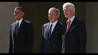 Usa nel caos: Clinton, Bush e Obama insieme  per Biden: «Joe, tifiamo per te»