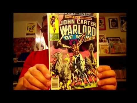 CONAN..WARLORD.. TARZAN, and JOHN CARTER WARLORD OF MARS !