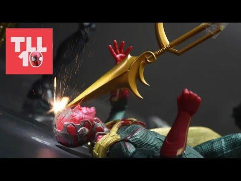 Infinity War Part I: Falling Team - Stop-Motion Film Series