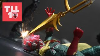 Infinity War Part I: Falling Team - Stop-Motion Film Series