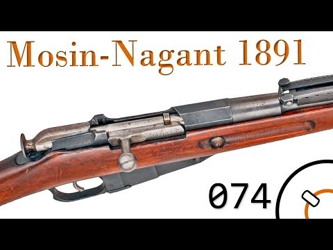 Small Arms of WWI Primer 074: Russian Mosin-Nagant 1891