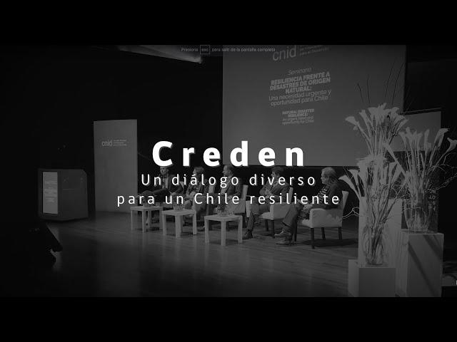 La historia de la comisión CREDEN