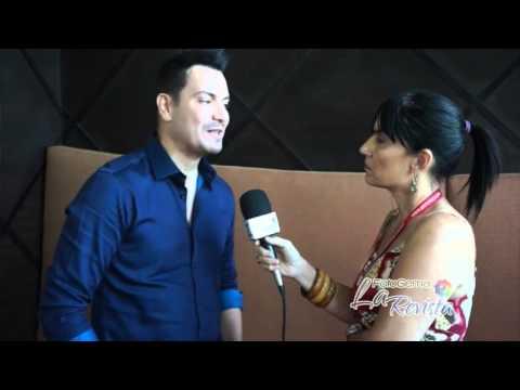 Victor Manuelle Entrevista en San Juan