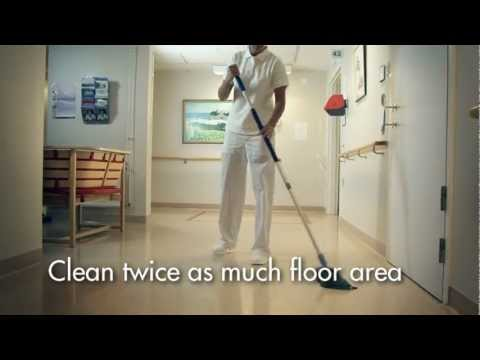 Vileda Professional Swep Flat Mopping System