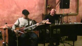 Leo Ghiringhelli Quartet in Halloween Party @Tetto Brianzolo 31.10.2012 008