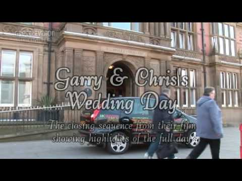 Garry & Chris's Wedding Video Closing Sequence - Pt 1
