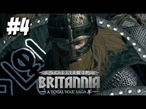 Героическая оборона города(Дюфлин)-Total War Thrones of Britannia#4
