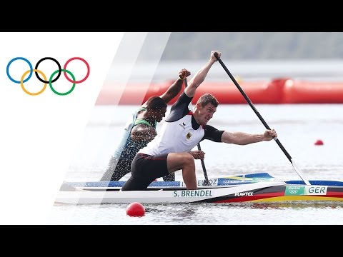 Rio Replay: Men's Canoe Single 1000m Final