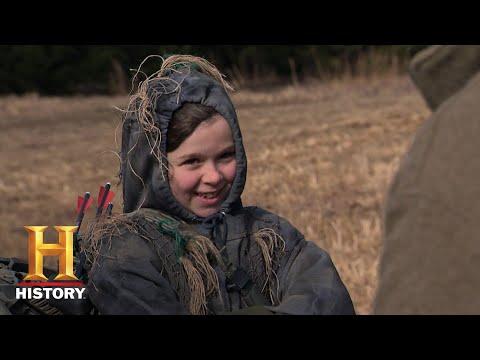 Mountain Men: Jason Prepares River for a Hunt (Season 7, Episode 9) | History
