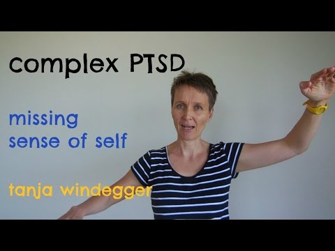 complex PTSD and missing sense of self