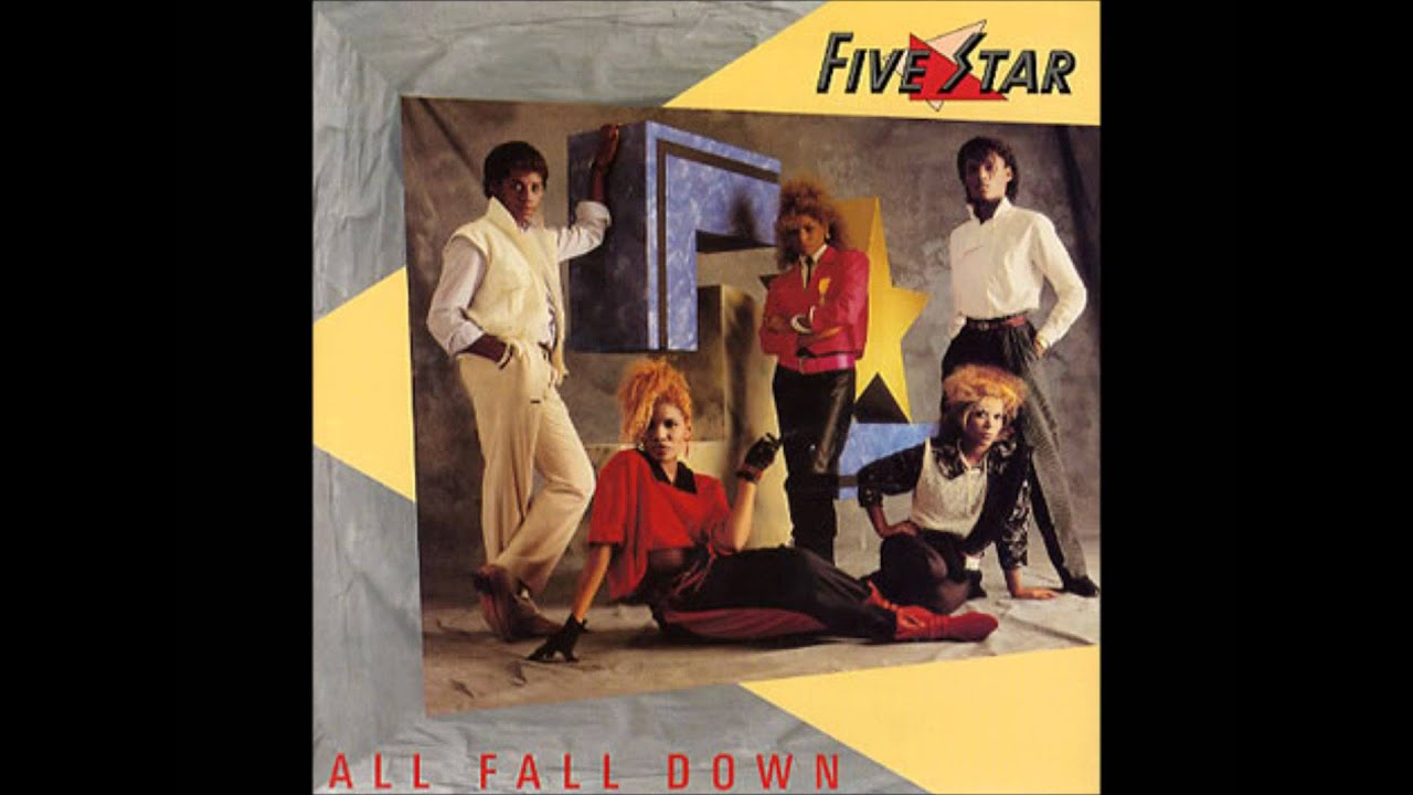 Five Star All Fall Down (Long Version).wmv