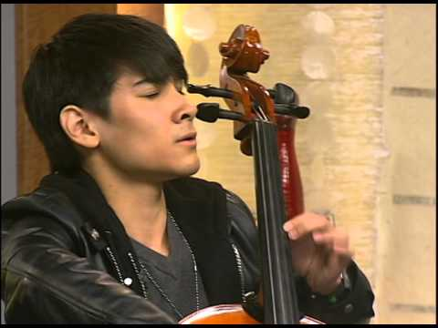 Fall in Love with the Passion of FilAm Cellist Matthew John Ignacio