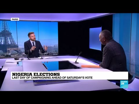 Nigeria Elections: President Muhammadu Buhari seeking a second term