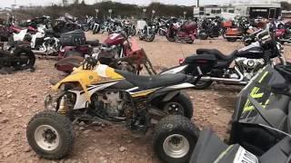 Кладбище Мотоциклов И Авто!!! За Рулем По Сша | Dessant Transport
