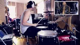 DRUM COVER Kanye West - Mercy ft. Big Sean, Pusha T & 2 Chainz