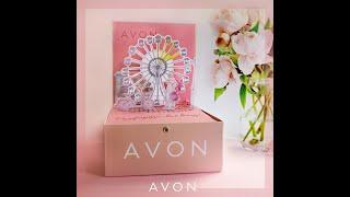 Заказ Avon 06 2020 сумка Дэйзи подарок сюрприз код 77777 акция ко дню матери 3 й заказ