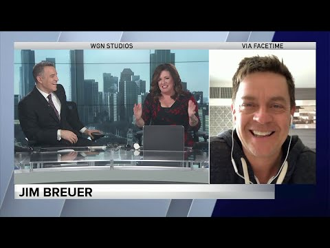 SNL Alum Jim Breuer Checks In With WGN Morning News