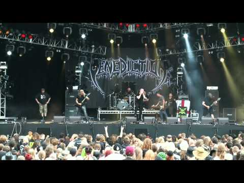 Benediction - Full Set Bloodstock 2012