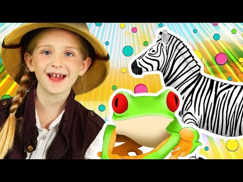 what-does-the-letter-say?-|-alphabet-song-|-phonics-|-animals-|-sillypop