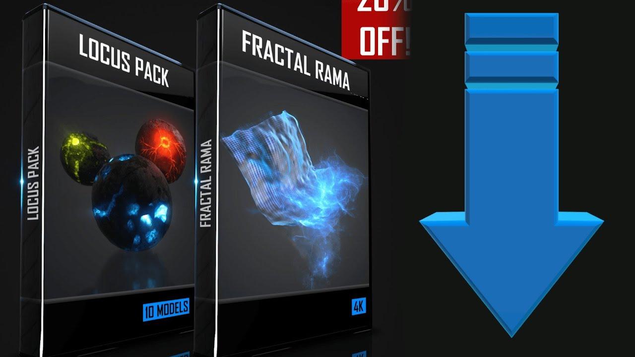 fractal rama locus pack free download