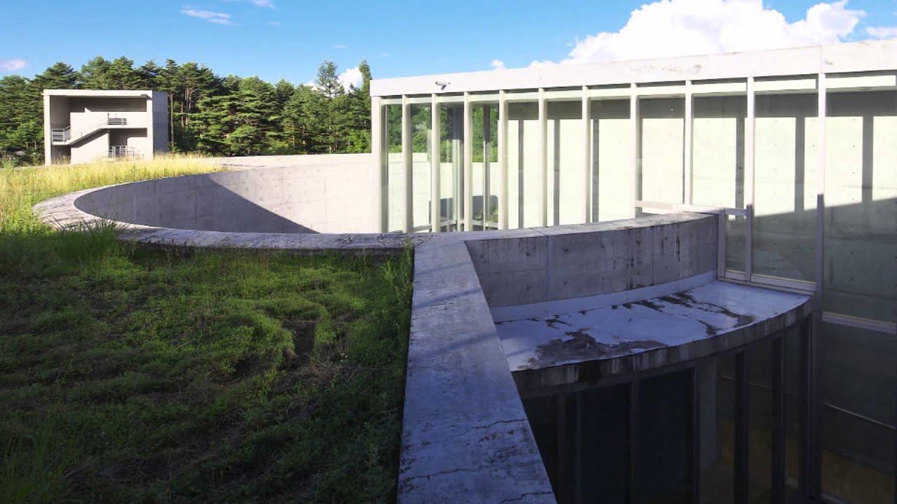 一生に一度は行きたい日本の名建築 小海町高原美術館 長野県 ...