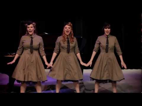 "The K Sisters perform ""Boogie Woogie Bugle Boy"".mpeg"