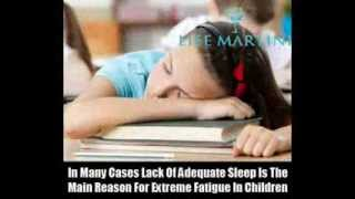 9 Likely Causes Of Fatigue In Children