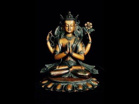 Chenrezig Puja Und Vajrabanner Sutra