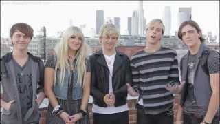 radio disney total access behind the scenes of the loud music video hd