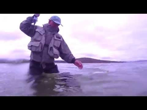 Trout Fishing North Uist 2015