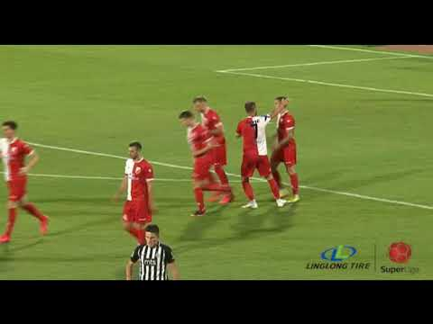 Vojvodina Partizan Goals And Highlights