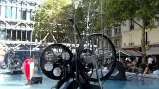 le ragtime (fontaine stravinsky )