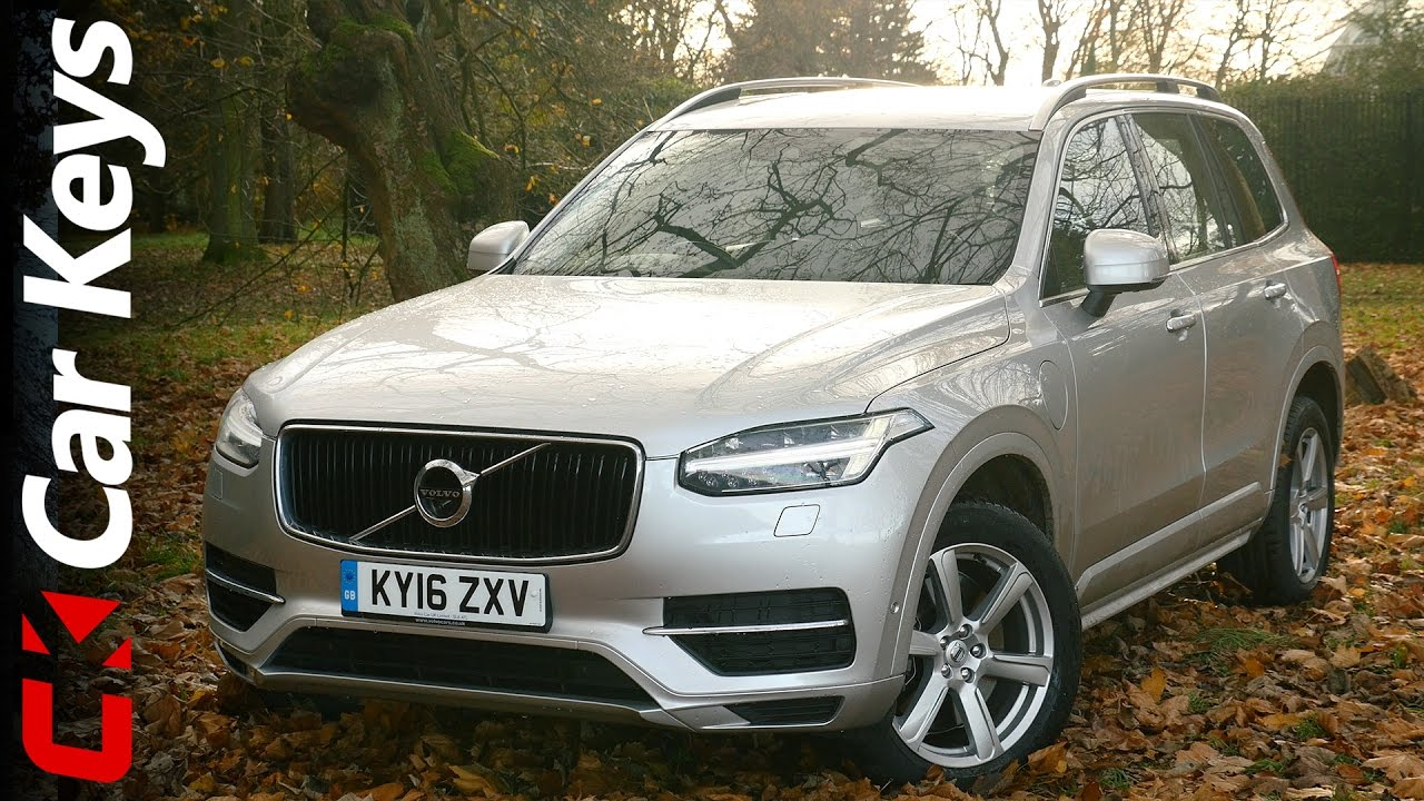 Volvo Xc90 T8 Twin Engine Plug In Hybrid Review Better Than A Range Rover Car Keys You