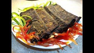 Рыба из ТОФУ/ Жареная РЫБА без рыбы