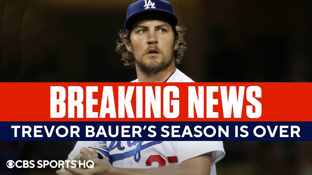 Dodgers' Trevor Bauer to remain on administrative leave through ...