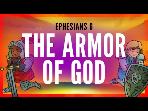 The Armor Of God-Ephesians 6 | Sunday School Lesson And Bible Story For Kids |HD| Sharefaithkids