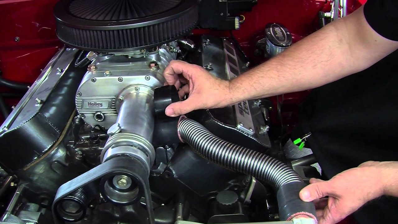 how to install hose bones radiator hose the advanced