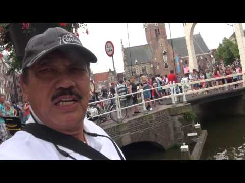 KaasMarkt, Alkmaar, Holland July 22, 2016 Episode 1