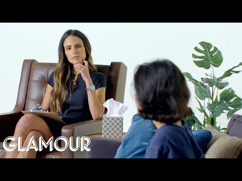 Kids Get Therapy from Jordana Brewster  Glamour