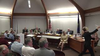 September 4, 2019 Schuylkill Township Board of Supervisors