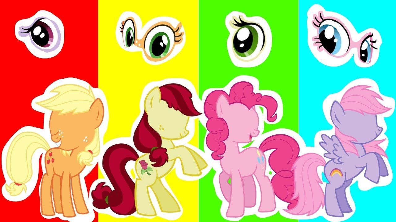 Wrong Eyes With My Little Pony Pinkie Pie Apple Boom Scootaloo Diamond Tiara Learn Colors With Kids Youtube I'm willing to bet pinkie pie gave that to her as a gift. wrong eyes with my little pony pinkie pie apple boom scootaloo diamond tiara learn colors with kids