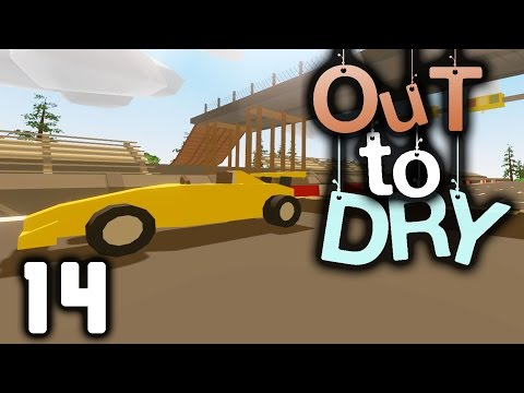 UNTURNED - Out to Dry - Ep 14: ISLE OF WOLVES II -EAGLE RACEWAY and SILVER FERN FARM