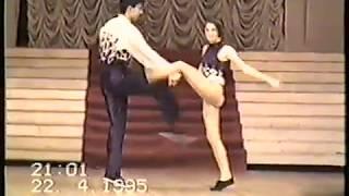 �������� ���� Открытый Чемпионат Украины по Акробатическому рок-н-роллу- 22.04.1995 ������