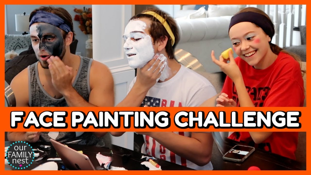 halloween-face-painting-challenge
