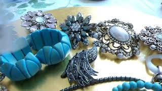 Моя коллекция Броши !  и не только Обзор  .         Olga Kirchgessner .