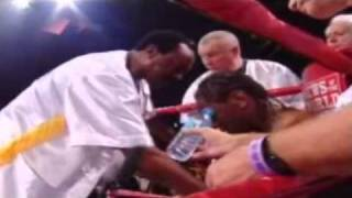 Audley Harrison vs Danny Williams (Part 4)