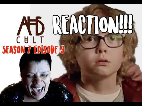 "American Horror Story S7 E9 ""Drink The Kool-Aid"" - REACTION"