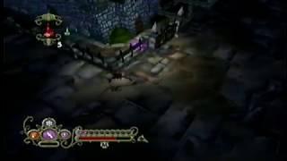 Night Caster II: Equinox, Original XBox, with Emceemur