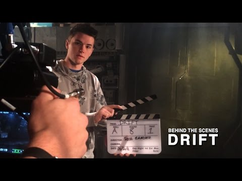 Drift - Behind the scenes
