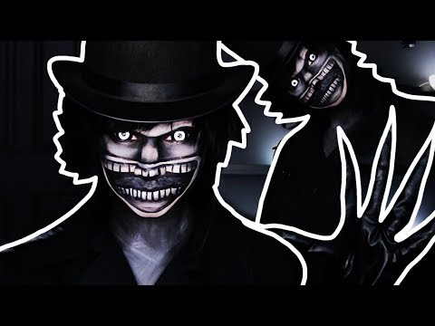 The BABADOOK Halloween Makeup Tutorial